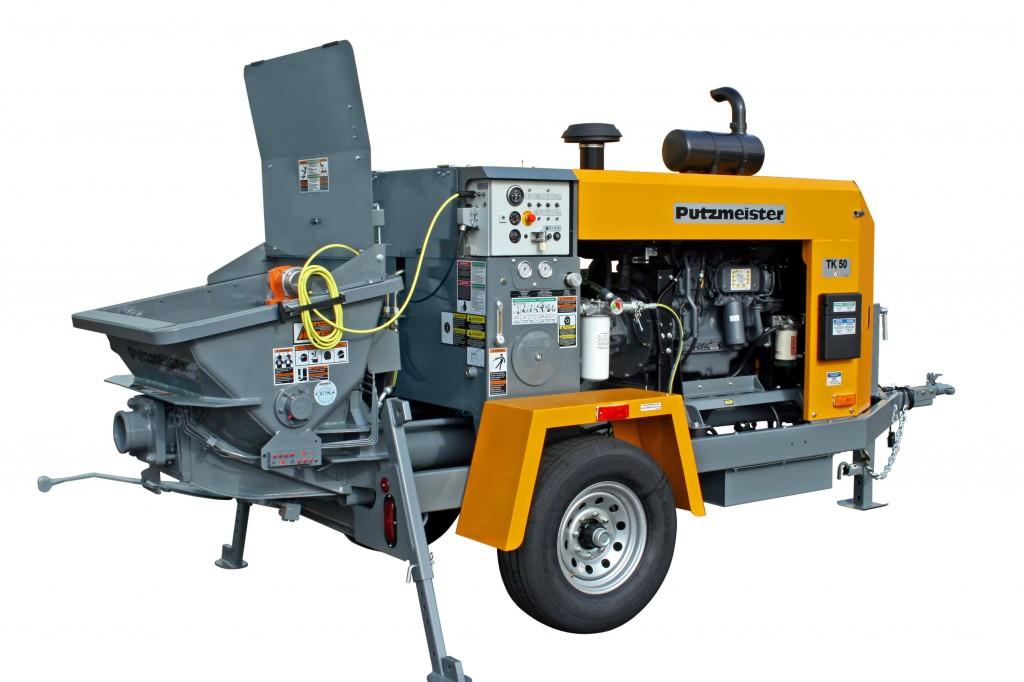 Concrete Pump Truck Rental