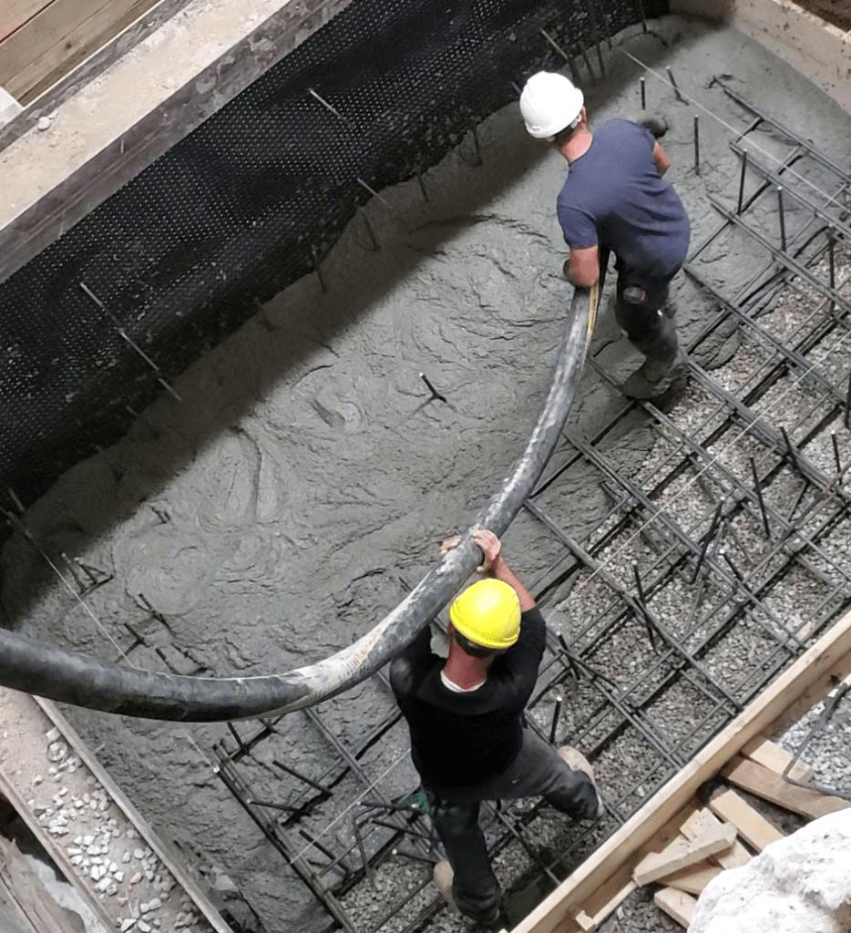 concretepumptruck